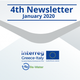 January 2020 edition of the Re-Water Newsletter has been published